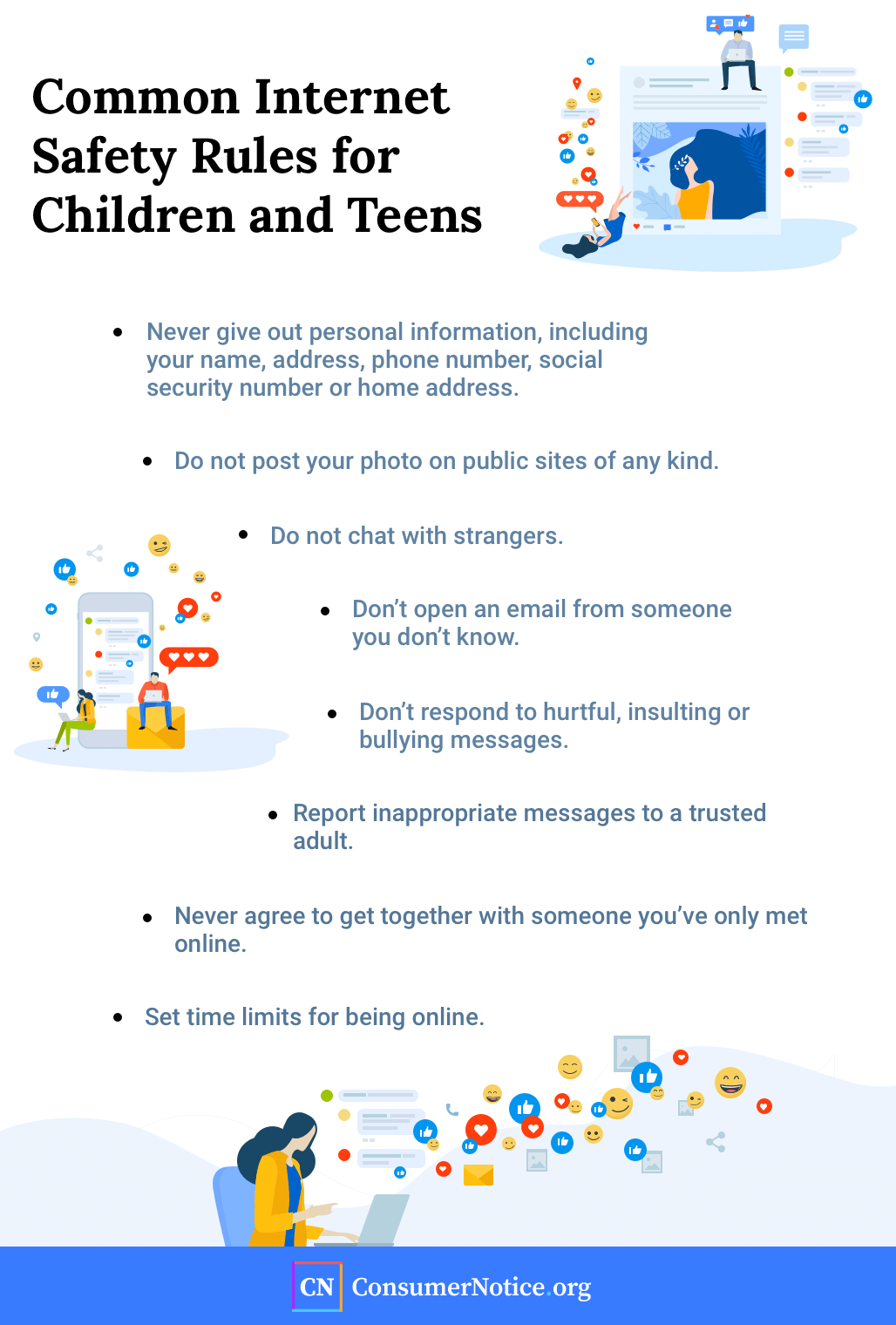 Internet Safety For Kids   How To Keep Your Children Safe Online